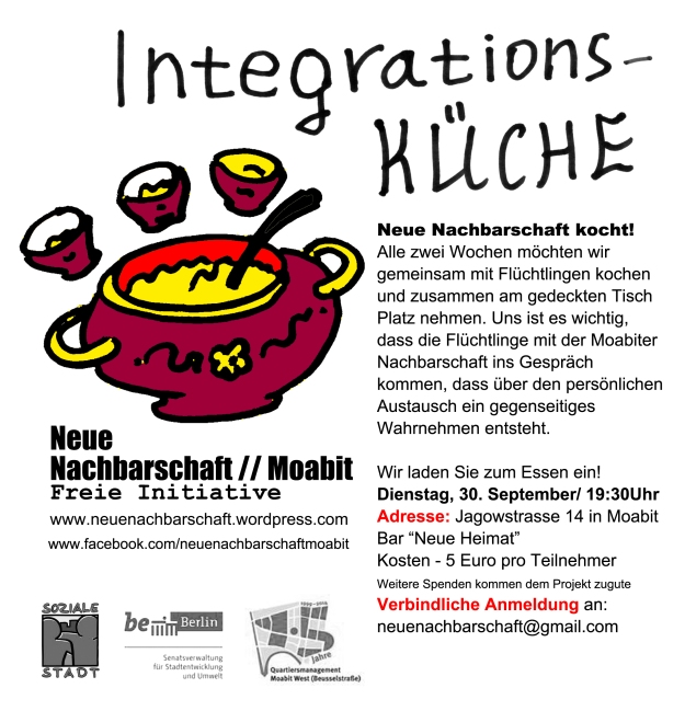 Integrationsküche30September